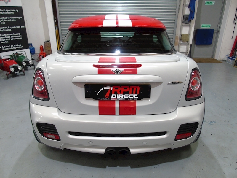 Mini Mini Coupe 1.6 John Cooper Works 2dr - Large 5