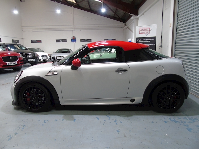 Mini Mini Coupe 1.6 John Cooper Works 2dr - Large 7