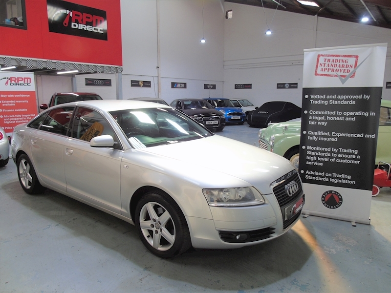 Audi A6 TDI SE 4dr - P/X TO CLEAR