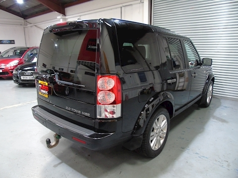 Discovery TDV6 HSE 5dr - NEW CAM BELT 3.0 5dr Estate Automatic Diesel