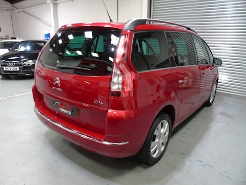 C4 HDI Platinum Grand Picasso 5dr 7 SEATER 1.6 5dr Mpv Manual Diesel