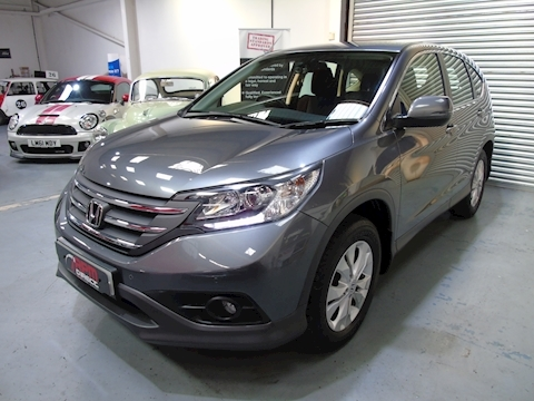 Cr-V I-Vtec SE 5dr AUTOMATIC 2.0 5dr Estate Automatic Petrol