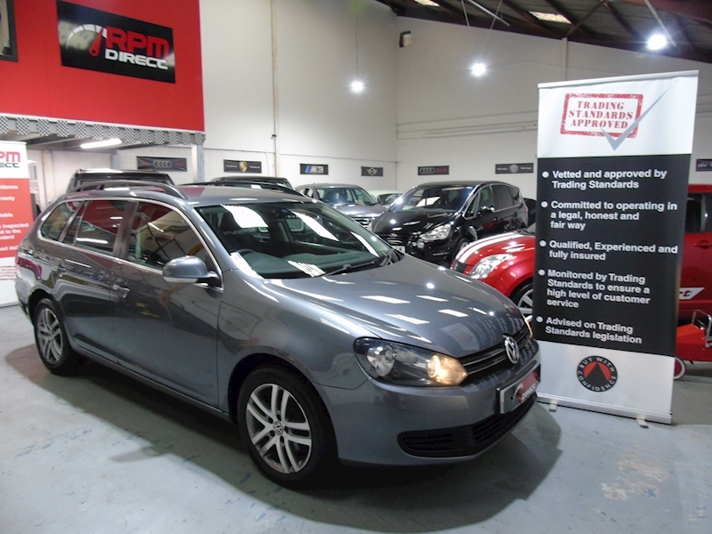 Volkswagen Golf Tech SE TDI Bluemotion Estate 5dr