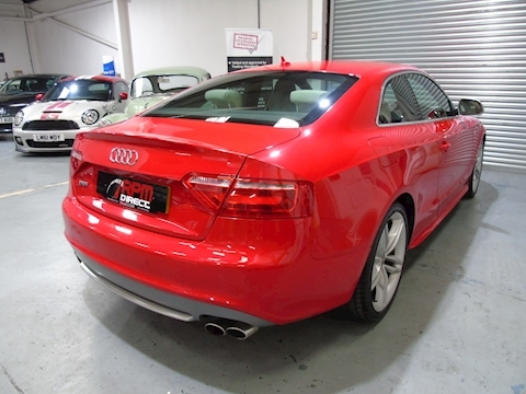 S5 V8 Quattro 2dr 4.2 2dr Coupe Manual Petrol