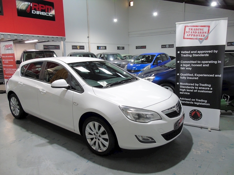 Vauxhall Astra Exclusiv 5dr - P/X TO CLEAR