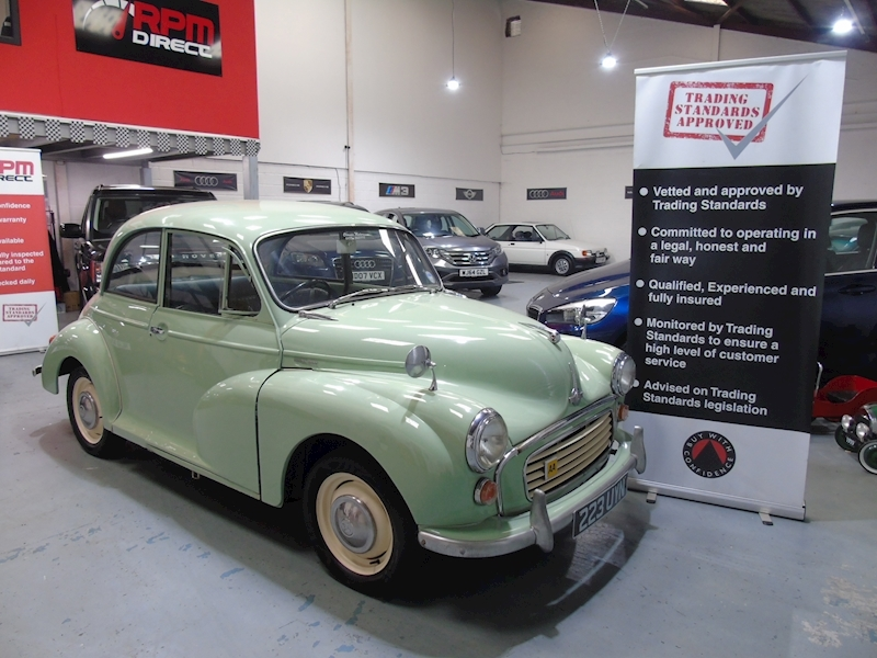 Morris Minor  1000 2dr - Large 0