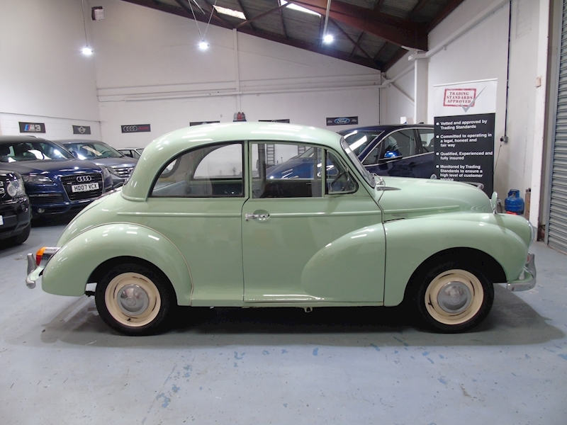 Morris Minor  1000 2dr - Large 6