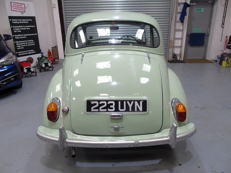 Morris Minor  1000 2dr - Large 5