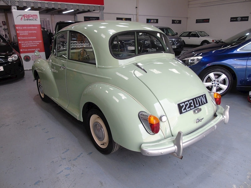 Morris Minor  1000 2dr - Large 3