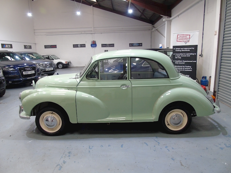 Morris Minor  1000 2dr - Large 7