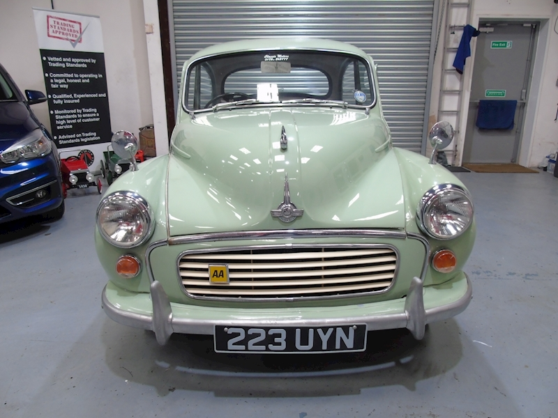 Morris Minor  1000 2dr - Large 4