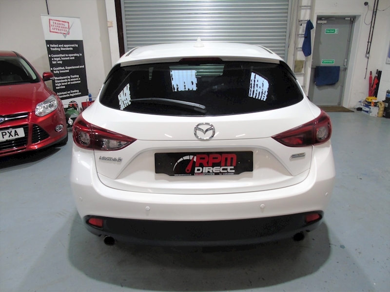 Mazda Mazda 3 2.0 Sport Nav 5dr - LEATHER - £30 RFL - Large 5