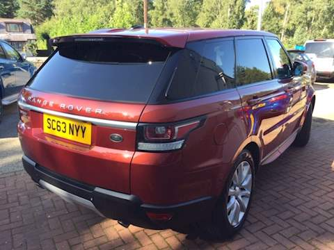 Land Rover Range Rover Sport Sdv6 Hse Estate 3.0 Automatic Diesel