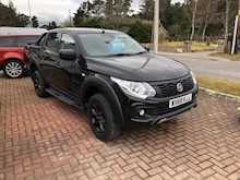 Fullback Fullback Cross Double-cab 2.4 180hp 4wd Cross Pick Up 2.4 Manual Diesel