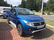 Fullback Lx Dcb Pick-Up 2.4 Manual Diesel