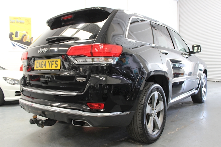 Grand Cherokee V6 Crd Summit Estate 3.0 Automatic Diesel