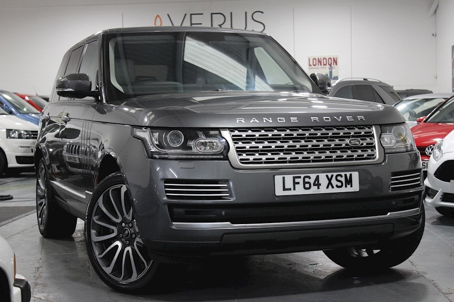 Range Rover Sdv8 Vogue Se Estate 4.4 Automatic Diesel