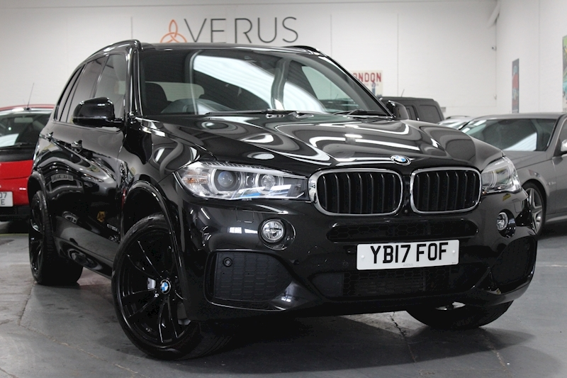 X5 Xdrive30d M Sport Estate 3.0 Automatic Diesel