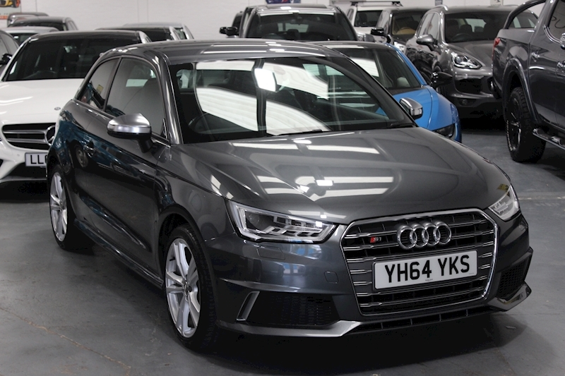 A1 S1 Quattro Hatchback 2.0 Manual Petrol