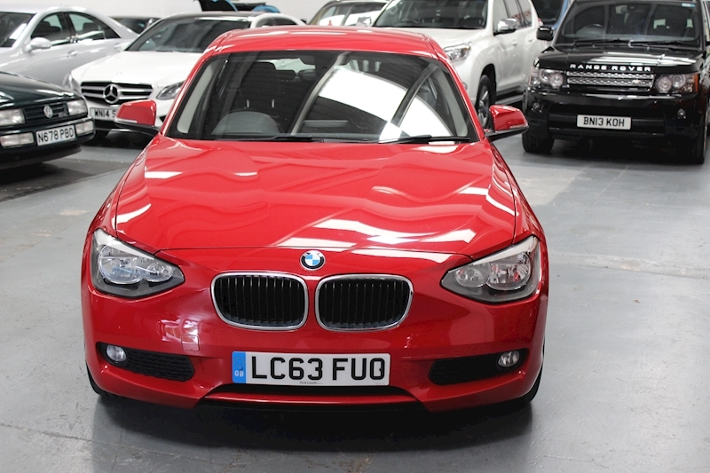 1 Series 118D Se Hatchback 2.0 Automatic Diesel