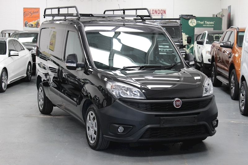Doblo Cargo 16V Sx Multijet Panel Van 1.6 Manual Diesel