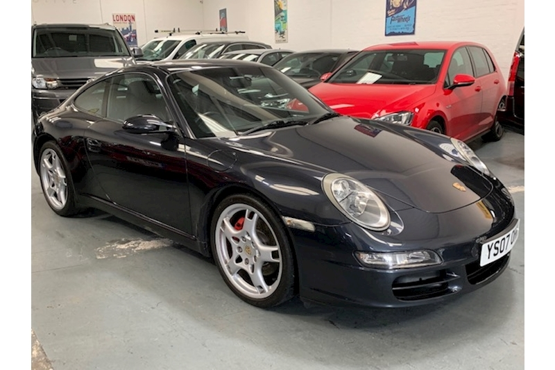 911 Carrera 2S Tiptronic S Coupe 3.8 Automatic Petrol