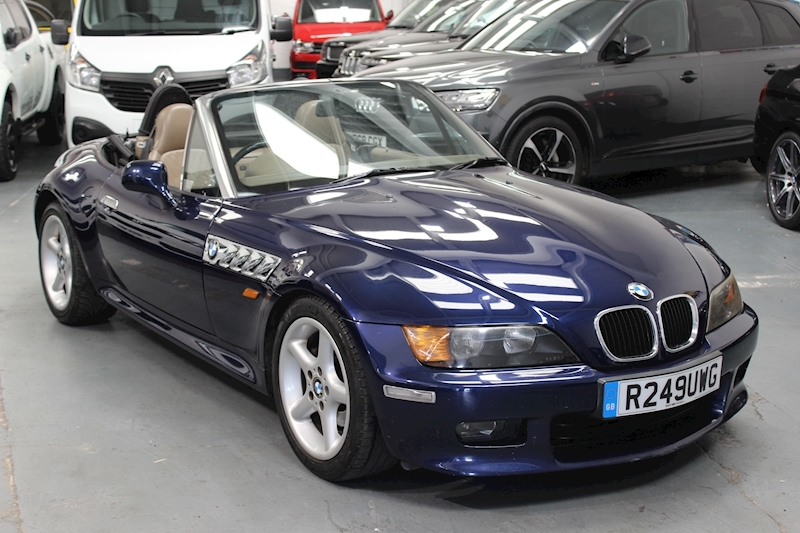 Z Series Z3 Roadster Convertible 2.8 Manual Petrol