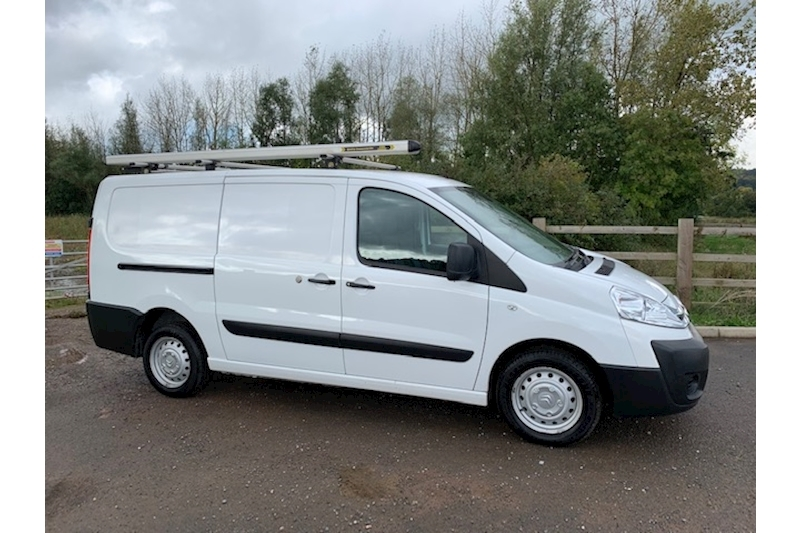 Dispatch 1200 L2h1 Enterprise Hdi Panel Van 2.0 Manual Diesel