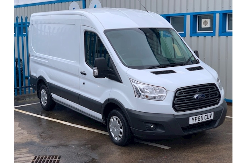 Transit 290 Trend Shr P/V Panel Van 2.2 Manual Diesel