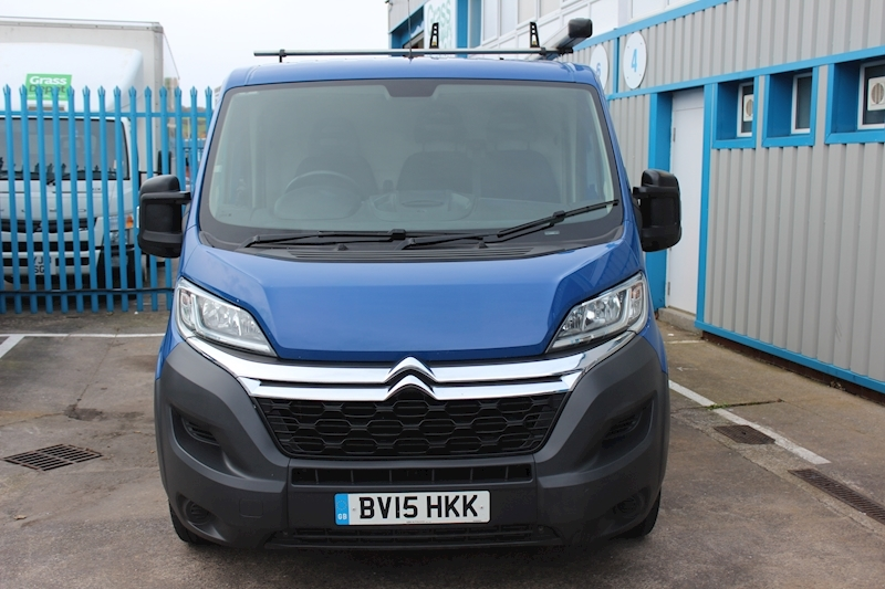 Relay 33 L1h1 Hdi Panel Van 2.2 Manual Diesel