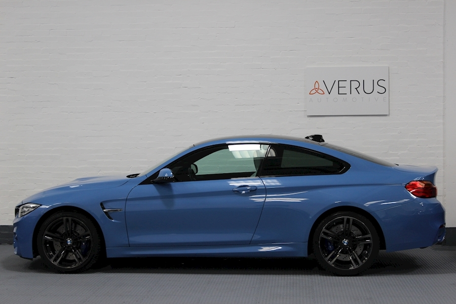 4 Series M4 Coupe 3.0 Semi Auto Petrol