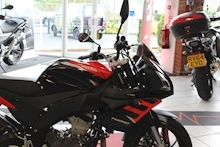 TUONO 125 RED/BLACK Motorcycle 125 MANUAL PETROL