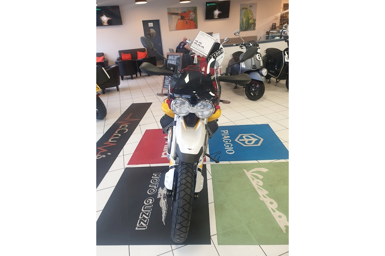 V85TT PREMIUM Motorcycle 850 Manual PETROL
