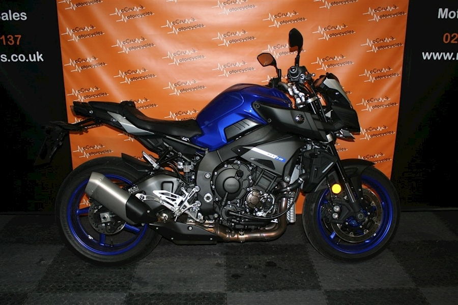 Yamaha Mt-10 Mtn1000 - Large 0