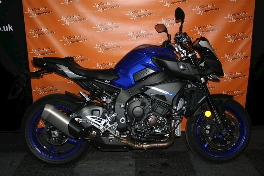 Yamaha Mt-10 Mtn1000 - Large 2