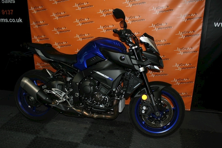 Yamaha Mt-10 Mtn1000 - Large 3