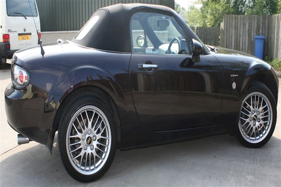 Mazda Mx-5 I Zsport Ltd Edition - Large 0