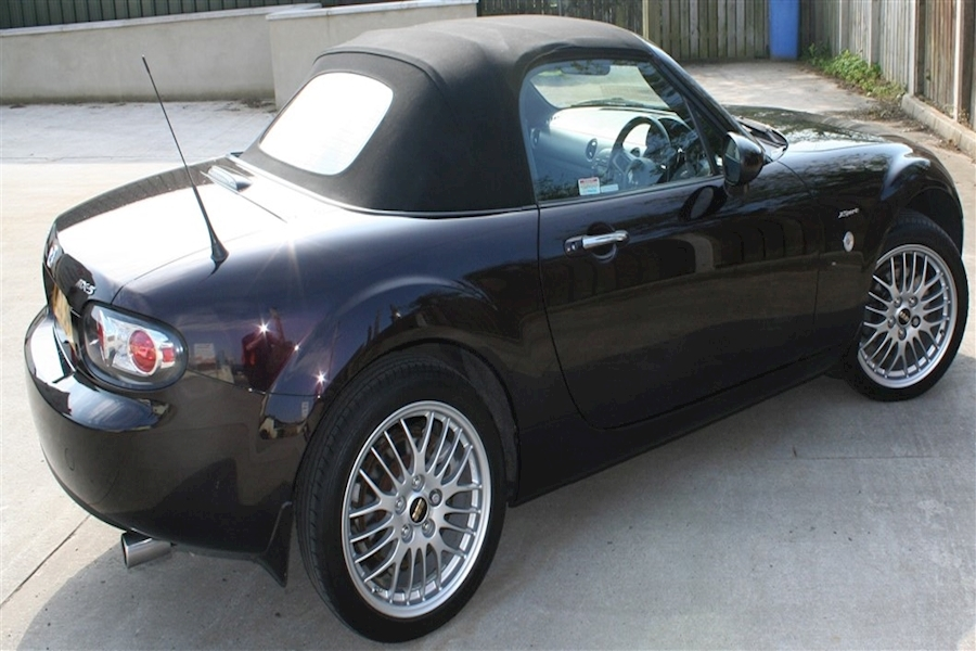 Mazda Mx-5 I Zsport Ltd Edition - Large 1