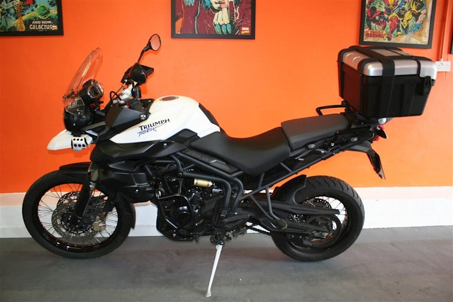 Triumph Tiger 800 Xc Abs - Large 1