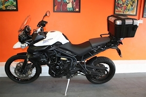 Tiger 800 Xc Abs Motorcycle 0.8  Petrol