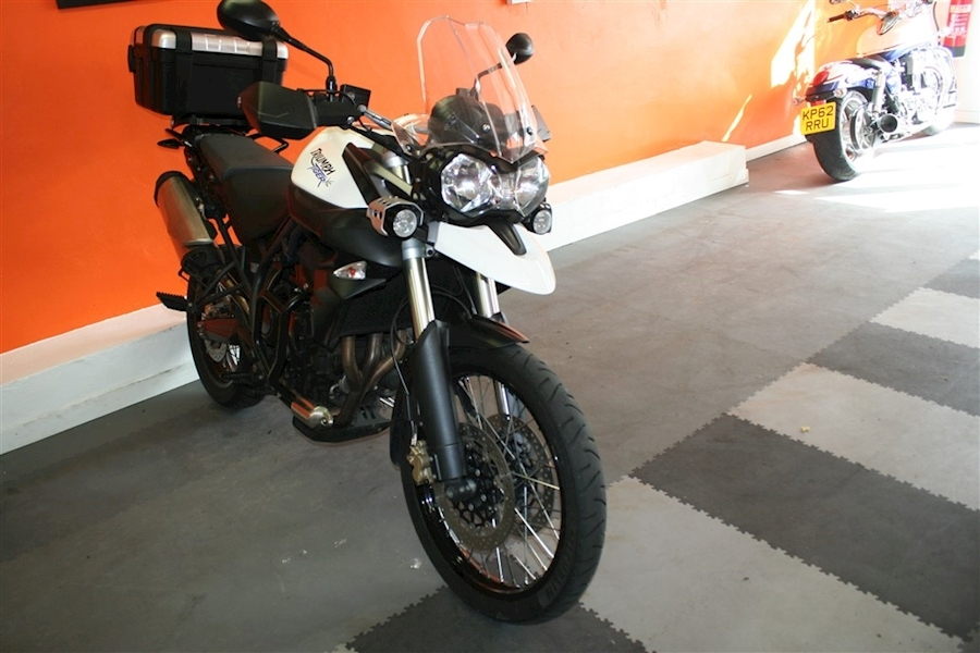 Triumph Tiger 800 Xc Abs - Large 7