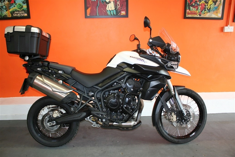 Triumph Tiger 800 Xc Abs - Large 0