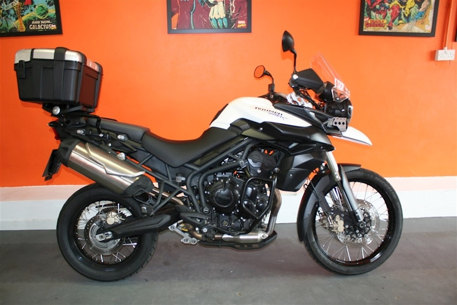 Triumph Tiger 800 Xc Abs - Large 8