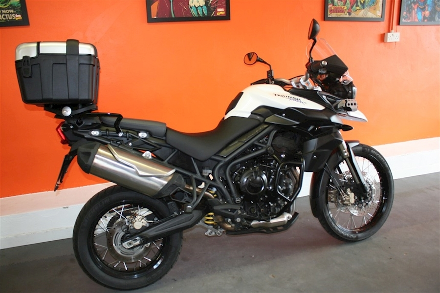 Triumph Tiger 800 Xc Abs - Large 9