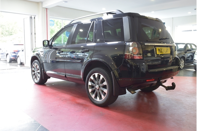 Land Rover Freelander 2.2 Sd4 Hse Luxury - Large 4