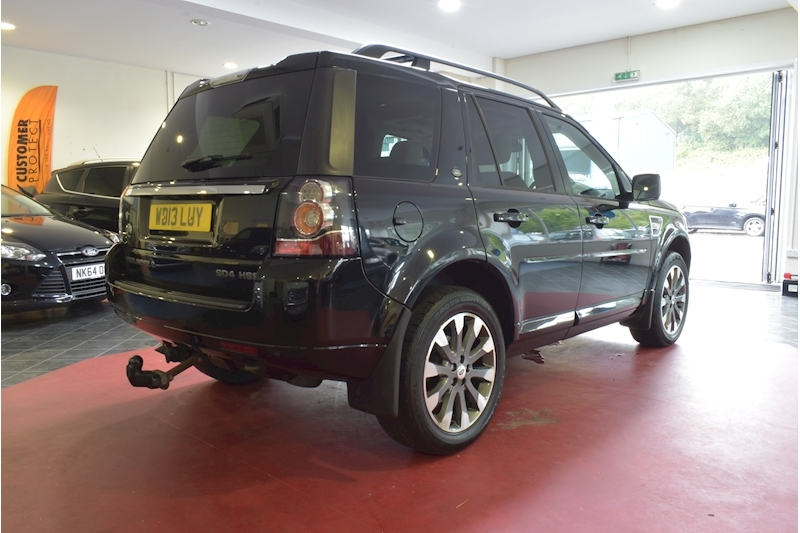 Land Rover Freelander 2.2 Sd4 Hse Luxury - Large 5