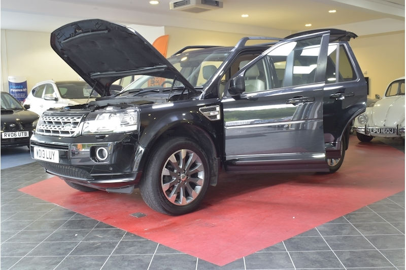 Land Rover Freelander 2.2 Sd4 Hse Luxury - Large 60