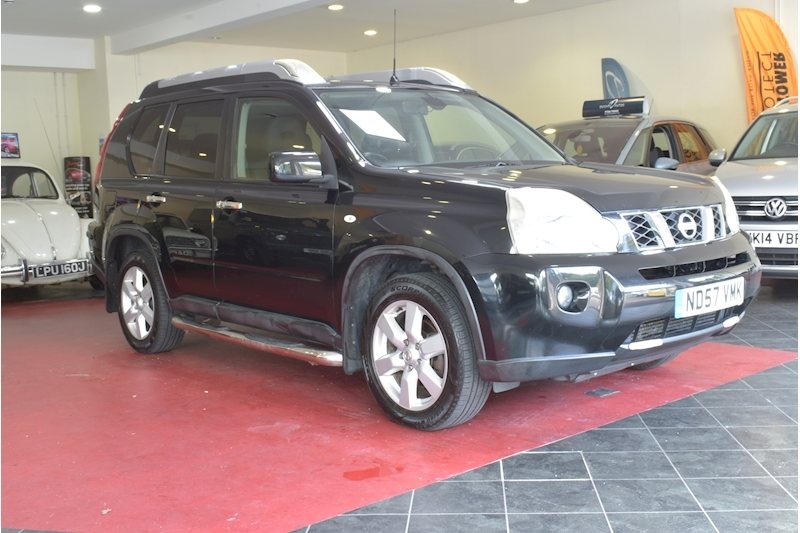 Nissan X-Trail 2.0 Dci Sport Expedition X - Video
