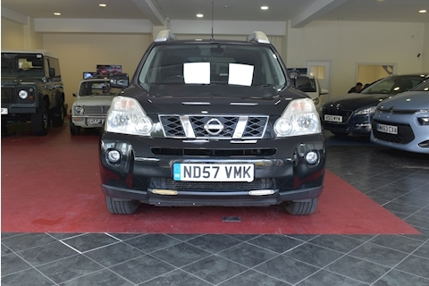 X-Trail Dci Sport Expedition X Estate 2.0 Manual Diesel