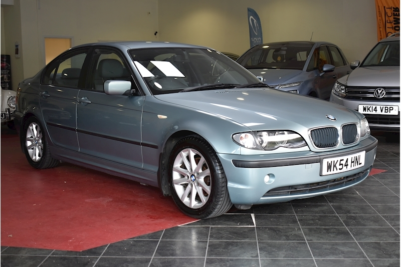 Bmw 3 Series 2.0 318D Es - Large 0